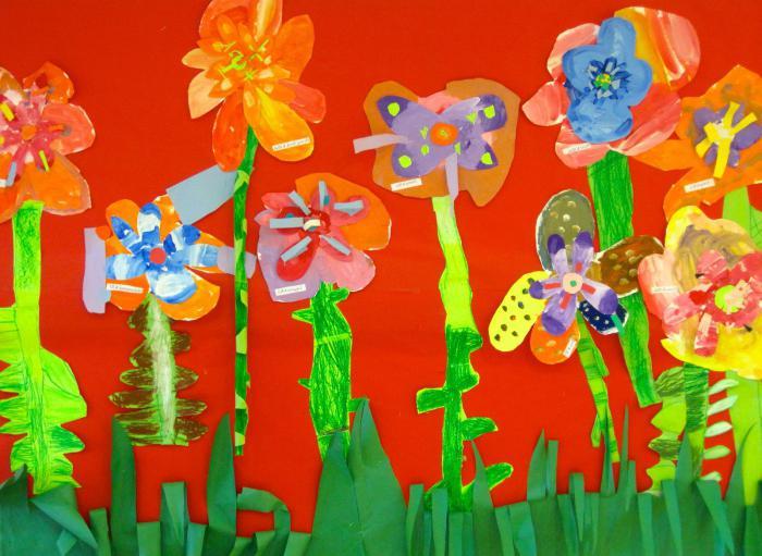 детский сад праздник цветов сценарий