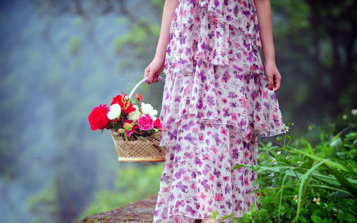 сценарий праздника цветов для взрослых