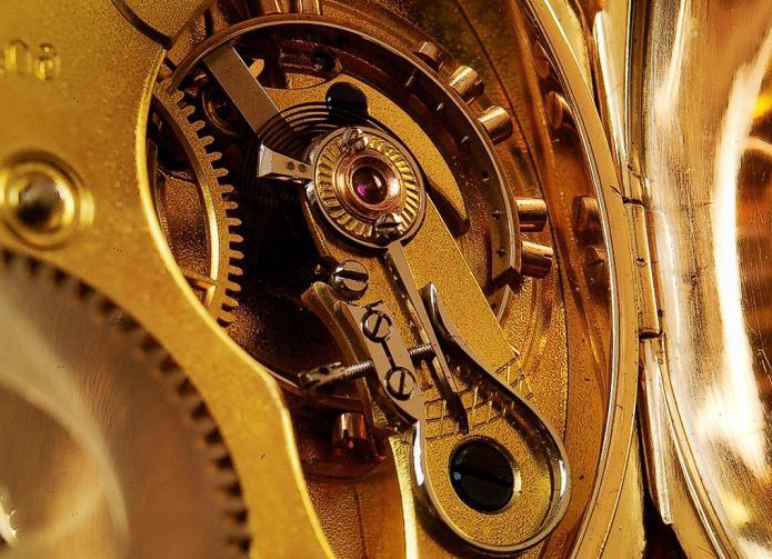 Точность хода механических часов. Как настраивают точность хода механических часов?