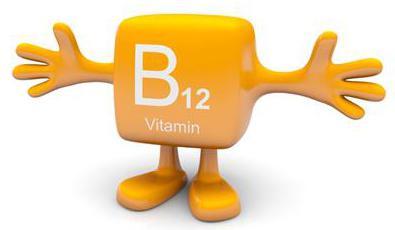 Цианокобаламин (витамин В12): цена, отзывы, инструкция