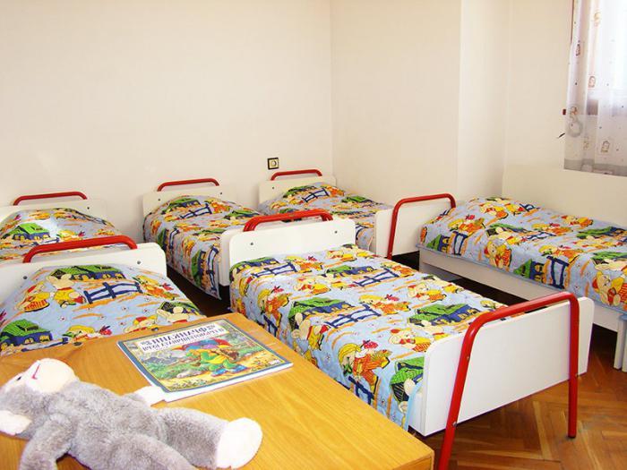 спальни в детском саду фото