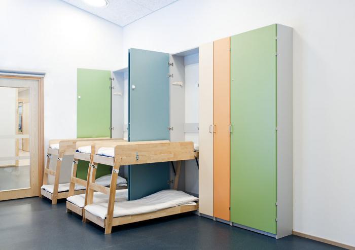 спальня дизайн в детском саду