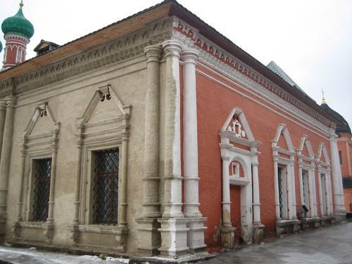 высоко петровский монастырь