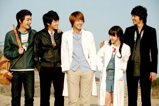 Корейский вариант подростковой любви и дружбы. Персонажи и ... Дорамы Цветочки После Ягодок
