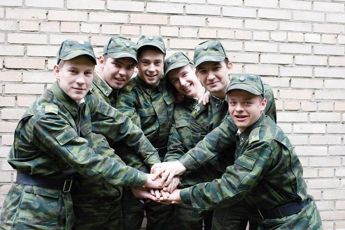 фотографии московских курсантов голые-ту1