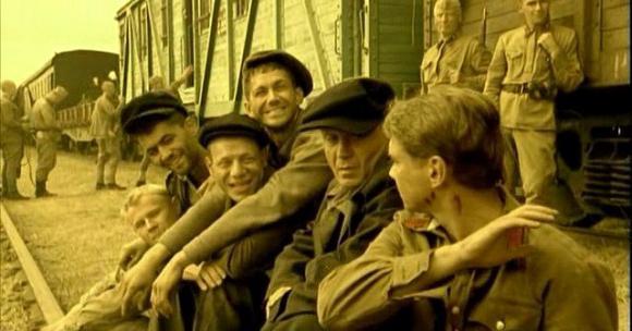 Фильм про великую отечественную войну и секс