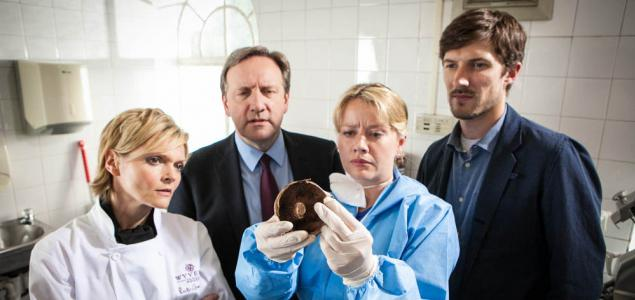 британские детективные сериалы список