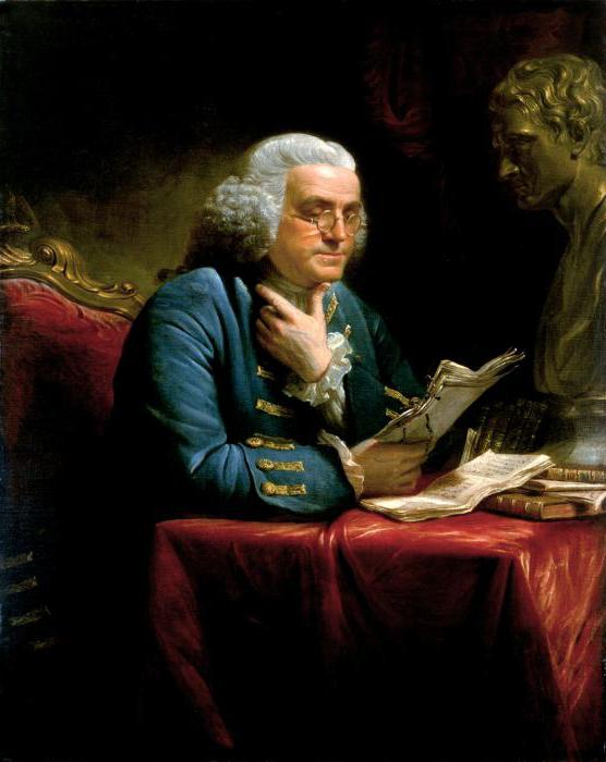 a look at benjamin franklin and widespread literacy in the 18th century Life of the normal 18th century colonist was fraught with an literacy rates were as high as ever being at benjamin franklin is a great example of.
