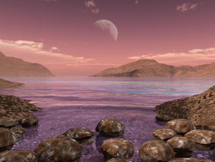 геологические периоды развития земли