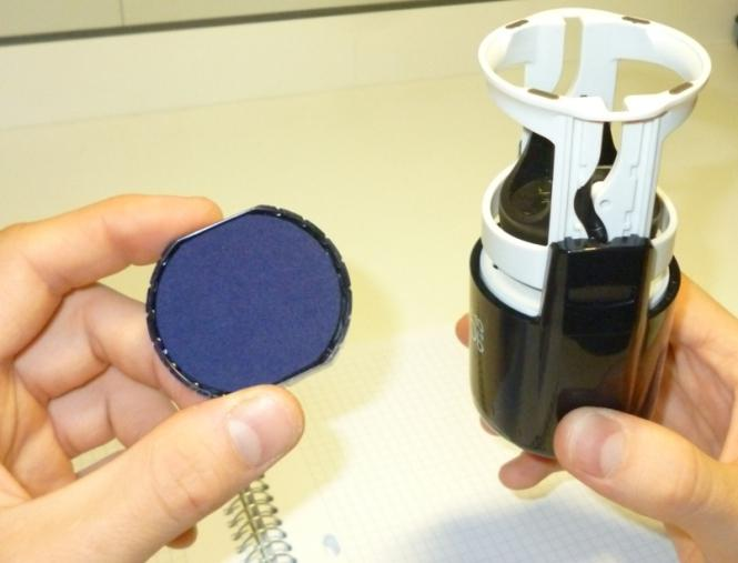 как правильно заправлять печать чернилами