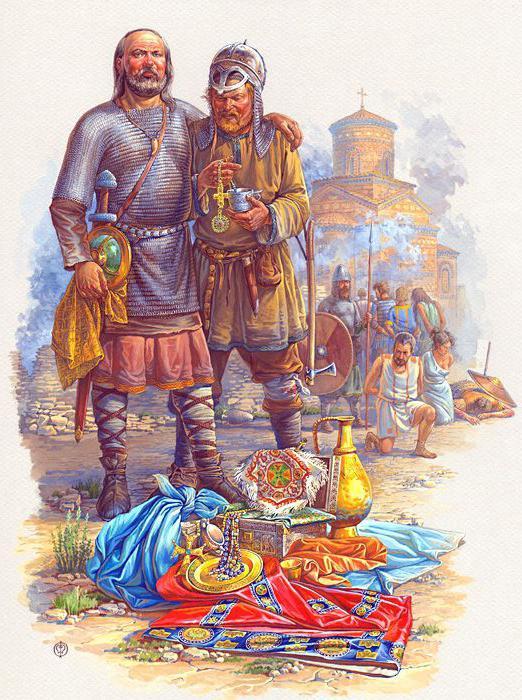 кормление в Древней Руси это