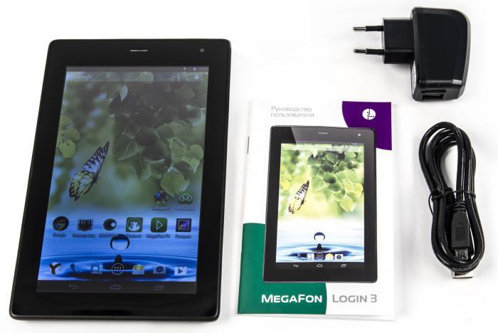 планшет мегафон логин 3 отзывы