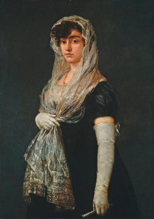 Испанский народный костюм.