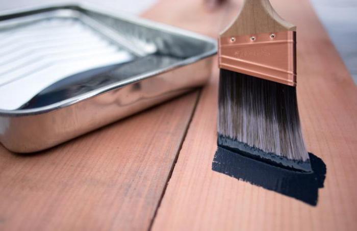 чем покрасить деревянные окна снаружи
