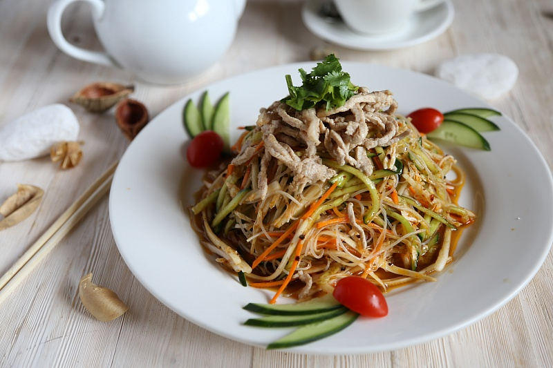 Harbin Salad with Meat