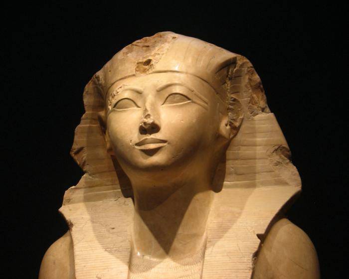 Оргазм фараона