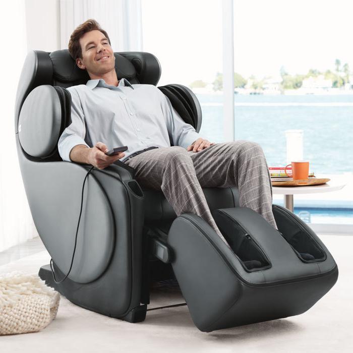 кресло массажное для дома цена