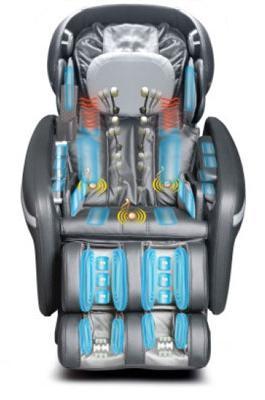 массажное кресло отзывы врачей