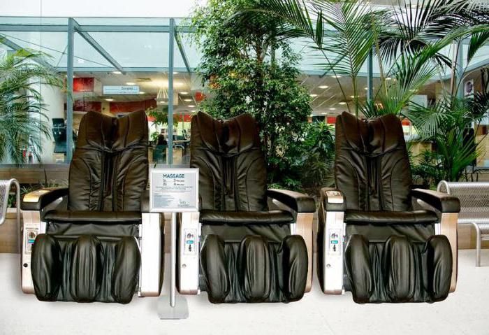 вендинговое массажное кресло отзывы