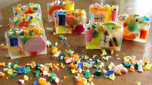 Растапливаем мыло в микроволновке: технология. Приготовление авторского мыла из обмылков