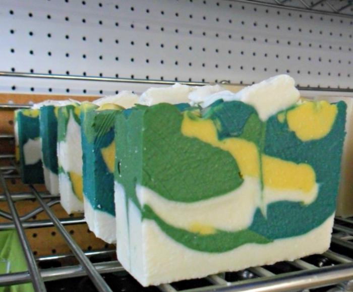 Как из обмылков сделать мыло в домашних условиях видео
