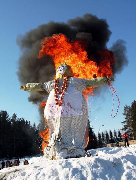 как новый год праздновали на руси