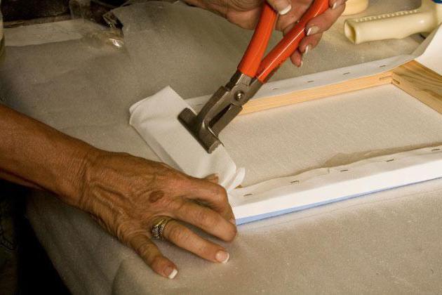 Как сделать подрамник для холста своими руками фото 436