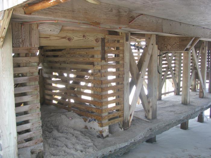какой фундамент лучше подходит для дома из бруса
