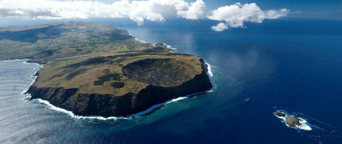 Где находится полуостров Пасхи? Полуостров Пасхи: фото