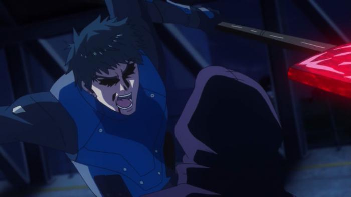 токийский гуль аниме