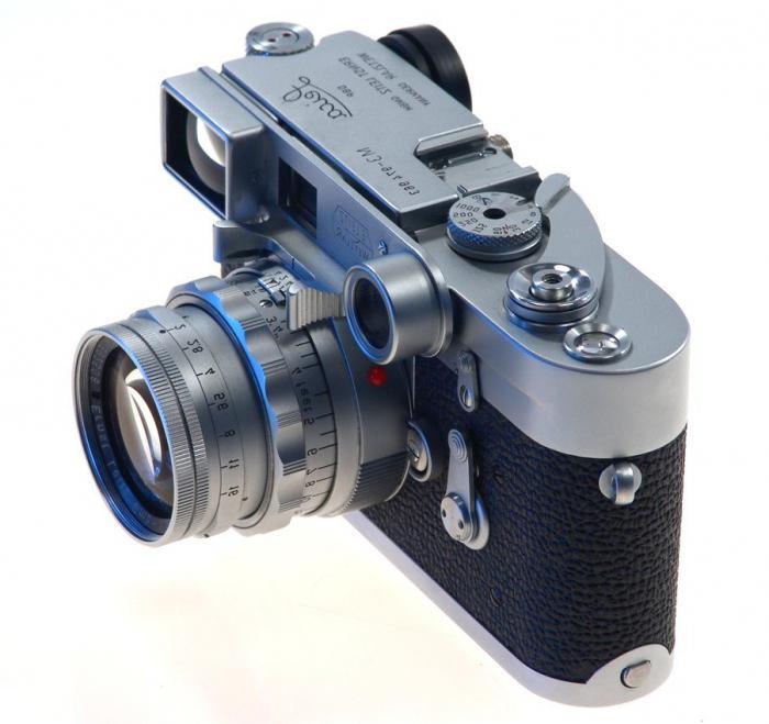 Что такое дальномерки? Дальномерные фотоаппараты. Объектив дальномерный