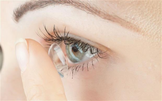 Острота зрения без коррекцией