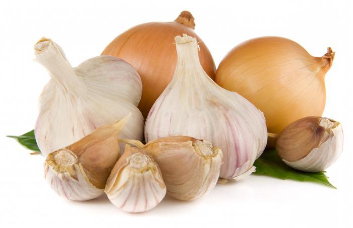 Народные средства от гриппа с луком