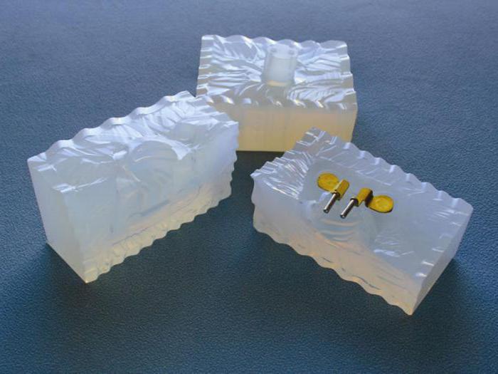 Оборудование для литья в силиконовые формы