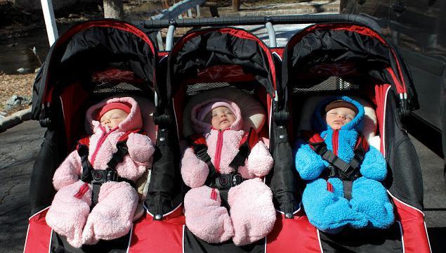 Режим дня ребенка в 4 месяца