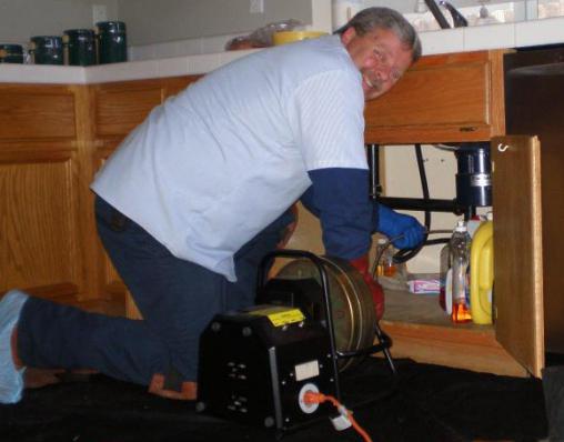 Как прочистить раковину