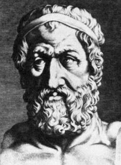 the central concept of oneness in the theory of heraclitus and parmenides Heraclitus also has two ways to understand the law of the universe: the way of the logos and the way of opinions he emphasizes the unity of opposites in the process commonly known as becoming plato theory of the good plato's theory of ideals and theory of the good may be related to the principle of oneness.