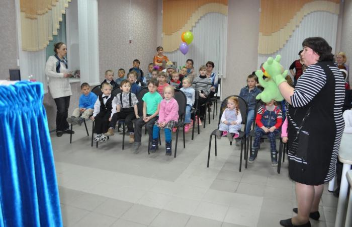 спектакли для детей в новосибирске