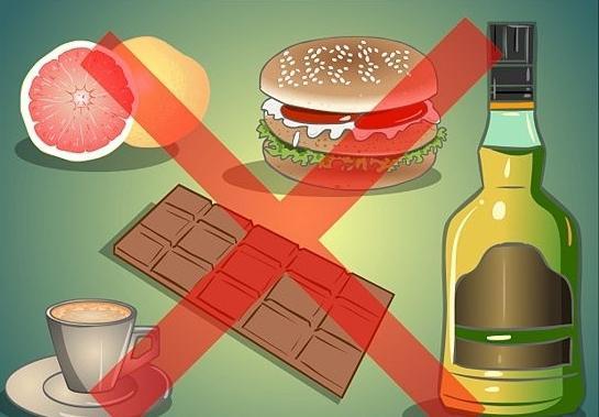 как похудеть при гастрите меню