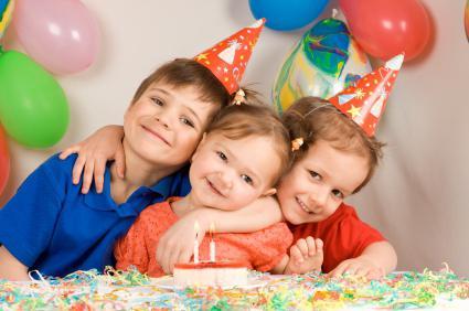 Как отпраздновать день рождения на 2 года ребенку