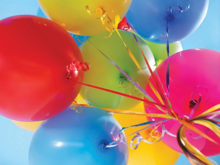 Как отметить день рождения ребенка в два года