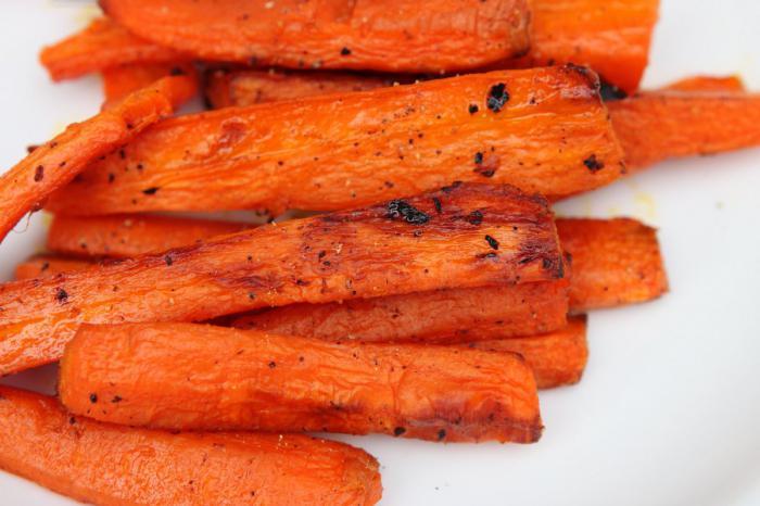 как приготовить тушеную морковь