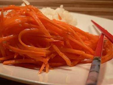 как приготовить дома корейскую морковь