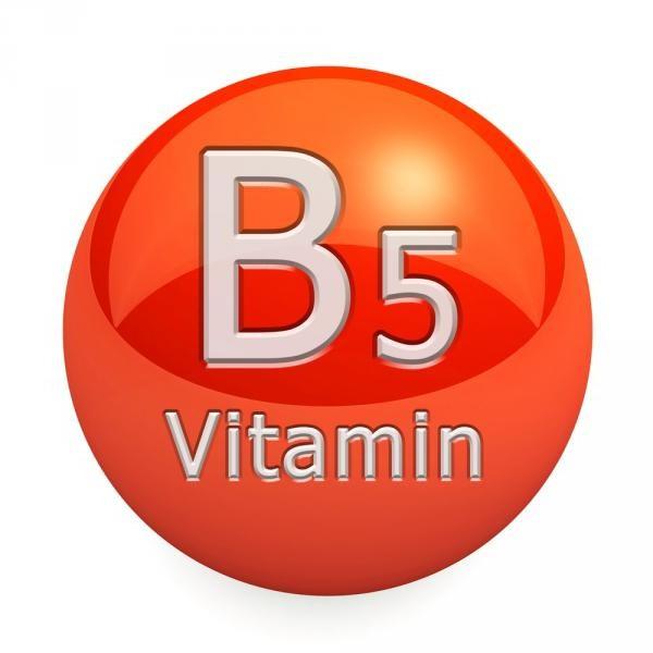Витамин в5 в ампулах инструкция по применению