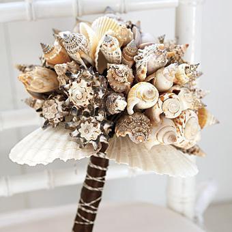 зимний букет невесты своими руками