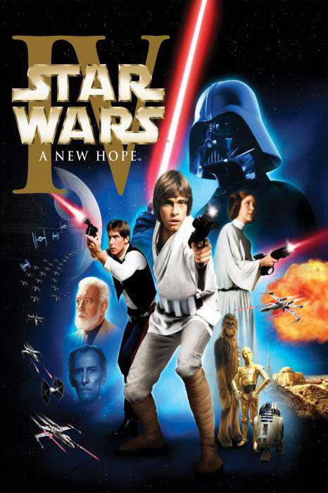 Star Wars Saga - Online Free Cinema