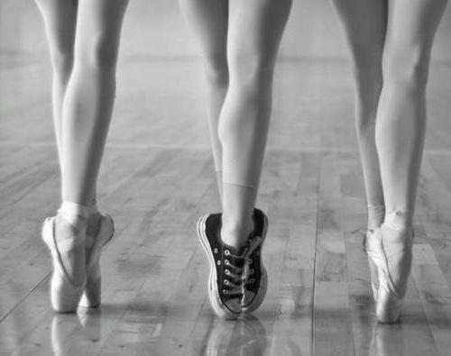позиции в танцах