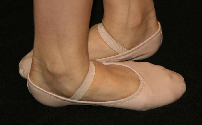 балетная позиция