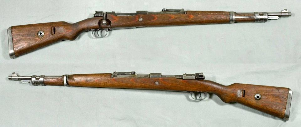 Carabiner sample 1944