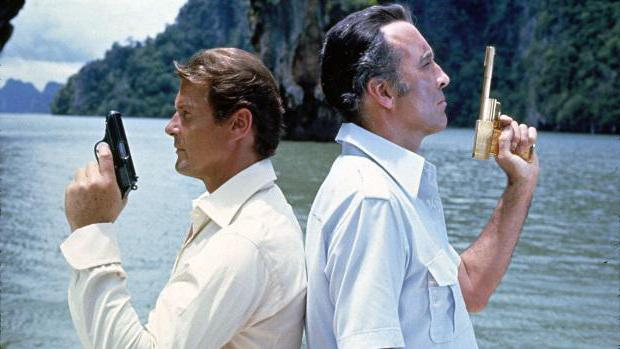 список фильмов джеймс бонд 007